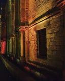 Islamisk arkitektur Egypten Fotografering för Bildbyråer