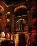 Islamisk arkitektur Egypten Arkivfoto