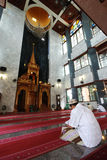 Islamisk bön Arkivbilder