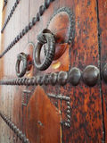 Islamisk dörröppningsdetalj Arkivbild