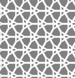 Islamisk inspirerad sömlös modellvektor Royaltyfria Foton