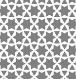 Islamisk inspirerad sömlös modellvektor Arkivfoto