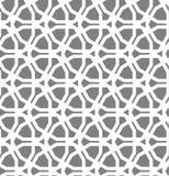 Islamisk inspirerad sömlös modellvektor Arkivbild
