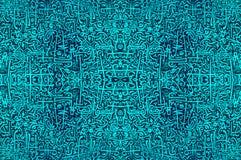 islamisk konst Royaltyfria Bilder