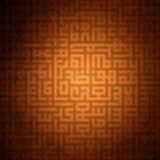 islamisk konst Royaltyfri Bild