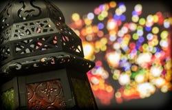 islamisk lykta Arkivfoton