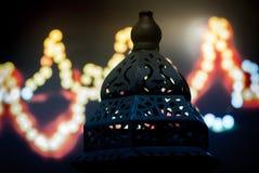 islamisk lykta Fotografering för Bildbyråer