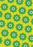 islamisk modell Arkivbilder