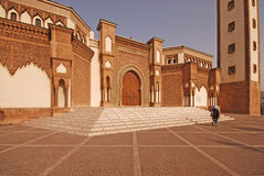 islamisk moské Royaltyfria Foton