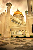 islamisk moské Royaltyfria Bilder