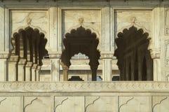 islamisk paviljong Arkivbild