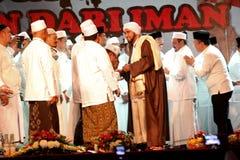 Islamiska andliga ledare Royaltyfri Bild
