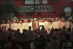 Islamiska andliga ledare Royaltyfri Fotografi