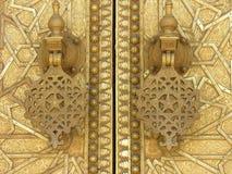 islamiska dörrar Arkivbilder