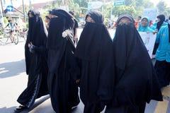 Islamiska kvinnor Royaltyfri Bild