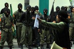 Islamiska organisationer Royaltyfri Fotografi