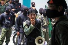Islamiska organisationer Royaltyfri Foto