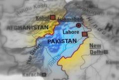 Islamiska Republiken Pakistan Arkivbild