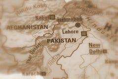 Islamiska Republiken Pakistan Arkivbilder