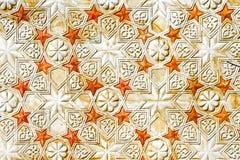 islamiska stjärnor Arkivfoton