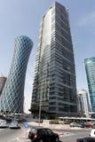 Islamiskt angelägenhetdepartement i Doha Arkivfoto