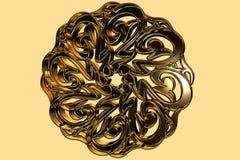 islamiskt bönsymbol Royaltyfri Fotografi