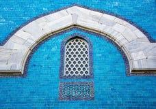 Islamiskt motiv Arkivfoto