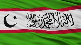 Islamiskt renässansparti av den sömlösa öglan för Tadzjikistan flaggaCloseup royaltyfri illustrationer