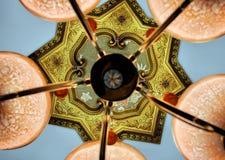 Islamitisch art stock afbeelding