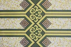 Islamitisch Geometrisch Ontwerp stock afbeelding