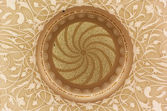 Islamitisch ontwerppatroon stock afbeeldingen