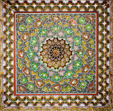Islamitisch ornament stock afbeeldingen