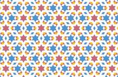 Islamitisch patroon 01 Stock Foto