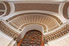 Islamitische architectuur Stock Afbeelding