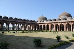 Islamitische architectuur, jami masjid, mandu, madhya pradesh, India Royalty-vrije Stock Foto's