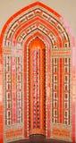 Islamitische kunst en architectuur Royalty-vrije Stock Afbeelding