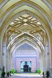 Islamitische kunst en detailarchitectuur Stock Afbeeldingen