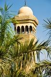 Islamitische Minaret - Godsdienstige Mo royalty-vrije stock afbeelding