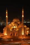 Islamitische Moskee Stock Afbeelding