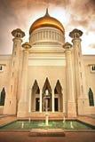 Islamitische Moskee Stock Afbeeldingen