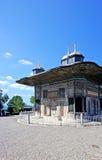 Islamitische moskee in Istanboel royalty-vrije stock afbeeldingen