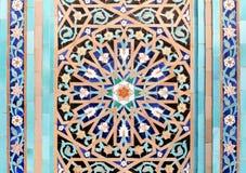 Islamitische mozaïek-4 Stock Afbeelding