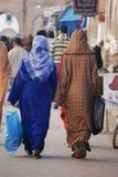 Islamitische vrouw twee Royalty-vrije Stock Foto