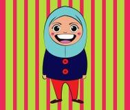 Islammeisje Stock Foto