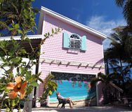Islamorada cottage Stock Photo