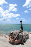 Islamorada nas chaves de Florida fotografia de stock royalty free