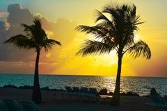 Islamorada-Sonnenuntergang stockbild