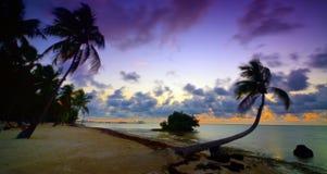 Islamorada wschód słońca Fotografia Stock