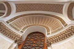 Islamska architektura Obraz Stock