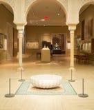 Islamska galeria sztuki przy Spotykającym muzeum sztuki w Nowy Jork Zdjęcia Stock
